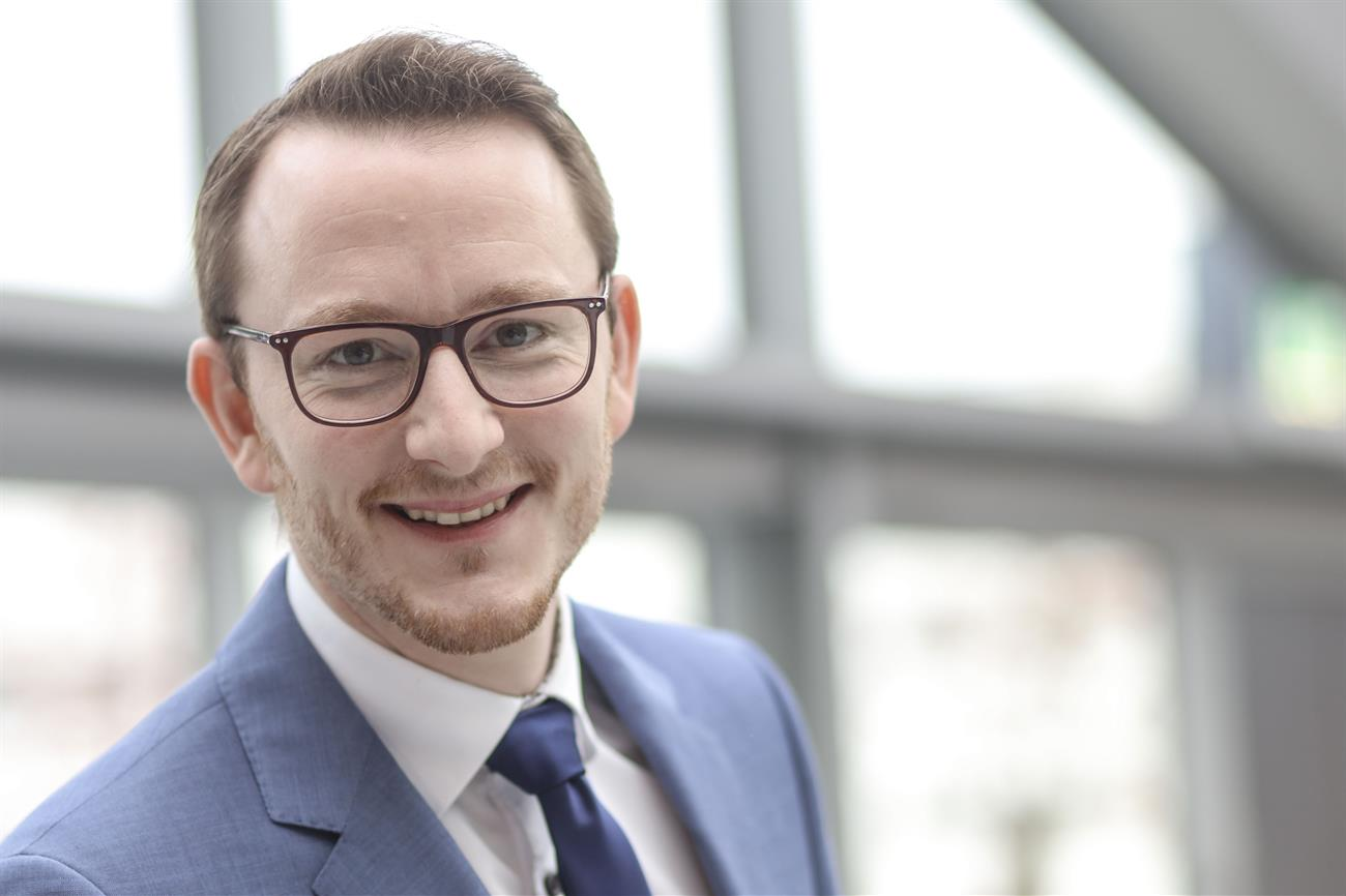 Hermann-Josef Haag, Fachvorstand Personalwesen & Public Sector (DSAG)